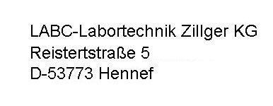 LABC-Labortechnik LABChemicals